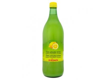 Citronový koncentrát Polenghi 100%, 1000 ml (krt)