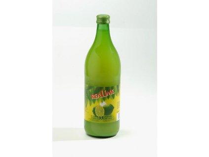 Limetkový koncentrát Polenghi 100%, 1000 ml (krt)