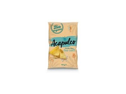 Nachos Chips Poco Loco -Slané, 125 gr