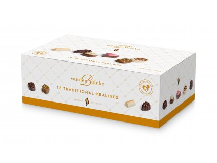 3D B99833 Traditional Pralines 210g