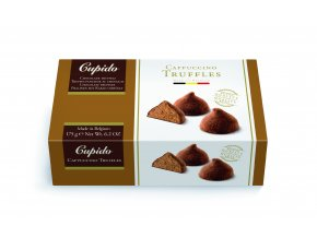 Belgické lanýže Hamlet -Cupido Cappuccino, 175 gr