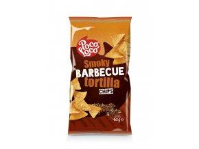 Nachos chips barbecue 450 gr