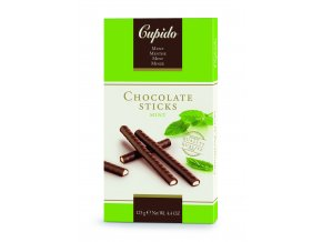 Čokoládové tyčinky Hamlet -mátové, 125 gr