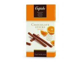 Čokoládové tyčinky Hamlet -pomerančové, 125 gr