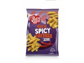 Roc & Rolls -Hot and Spicy, 125gr