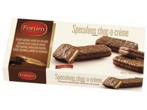 Speculoos plněné v čokoládě, 140 gr