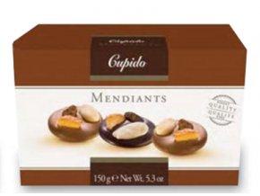 Mendiants- Čokoládové placičky, 150 gr