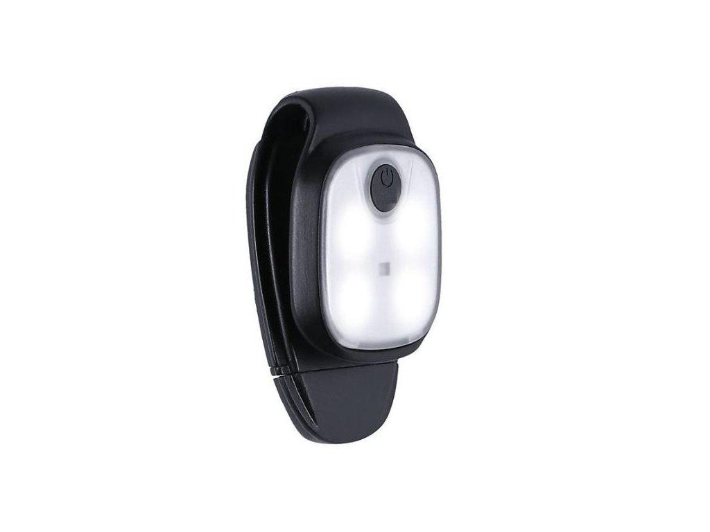 LED lampa s klipem a USB zástrčkou