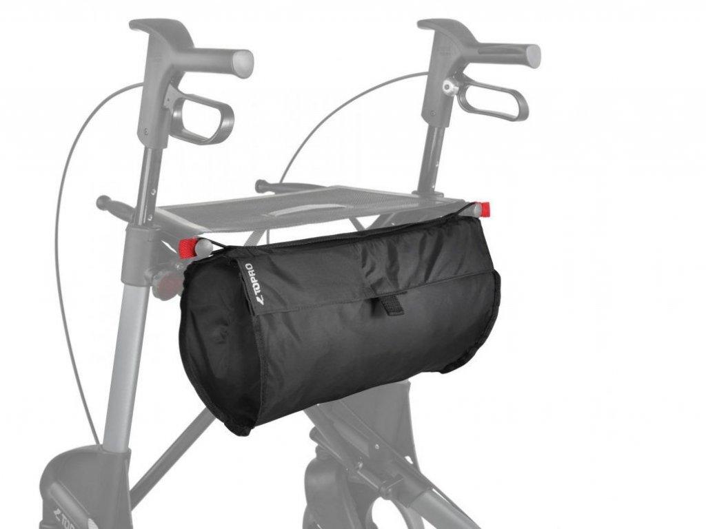 Zadní taška na zip