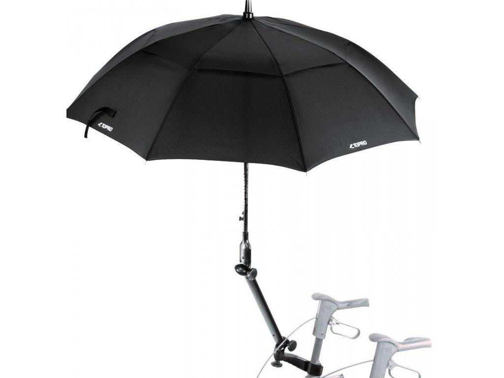 Deštník s nástavcem