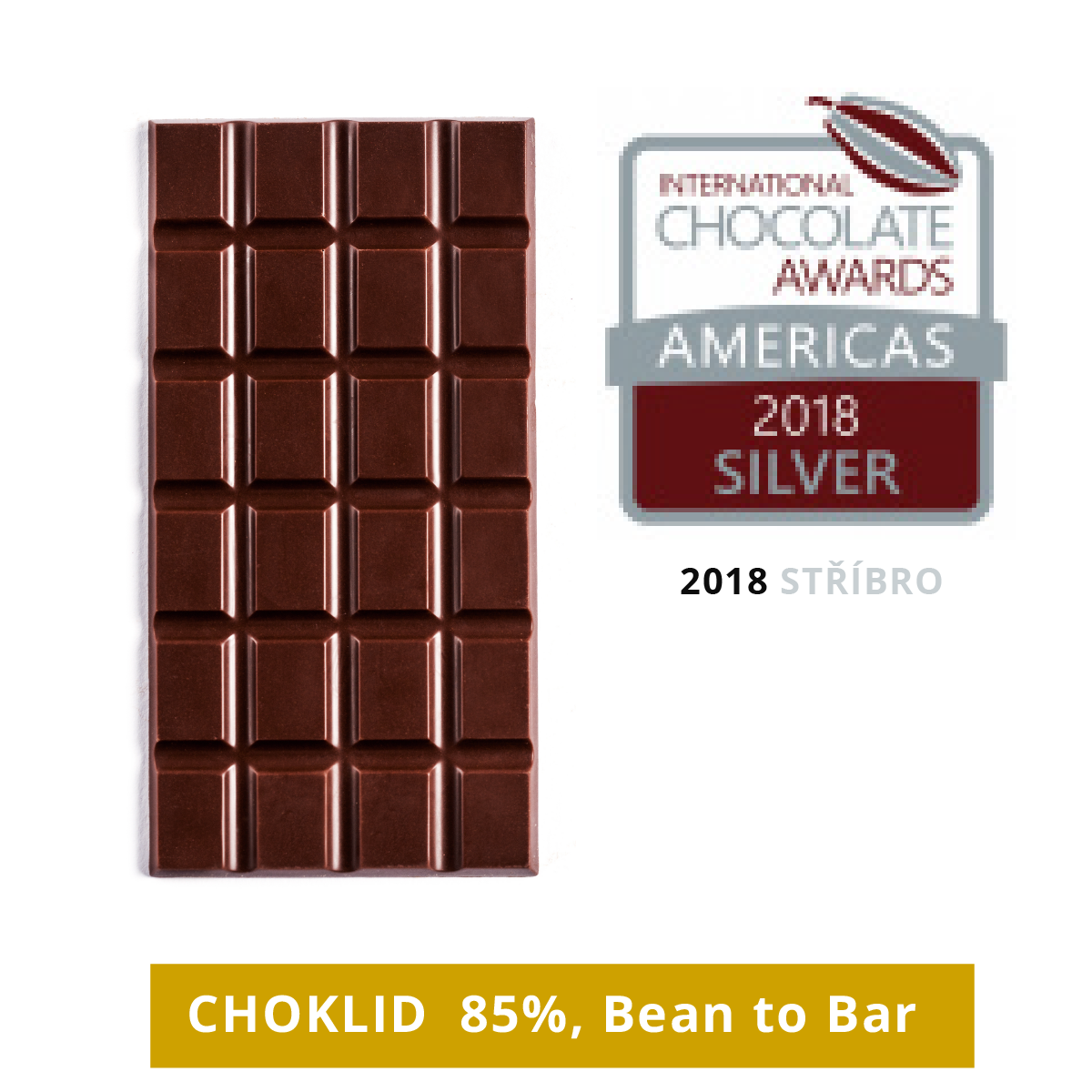 international chocolate awards CHOKLID