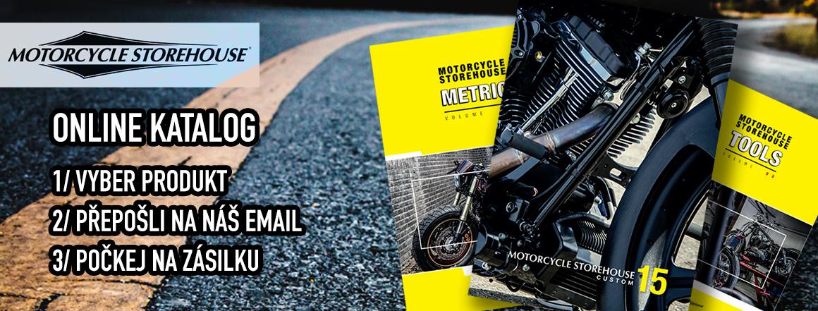 Online katalogy Motorcycle storehouse