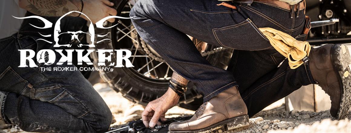 Rokker - špička v moto oblečení