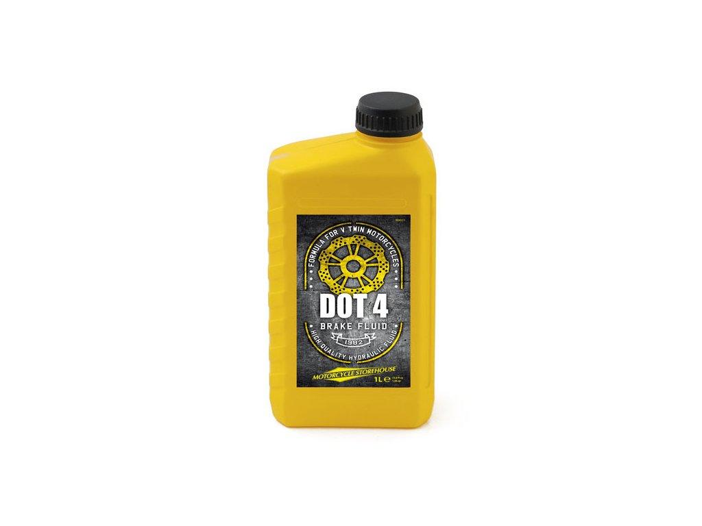 Brzdová kapalina DOT 4 / 1L