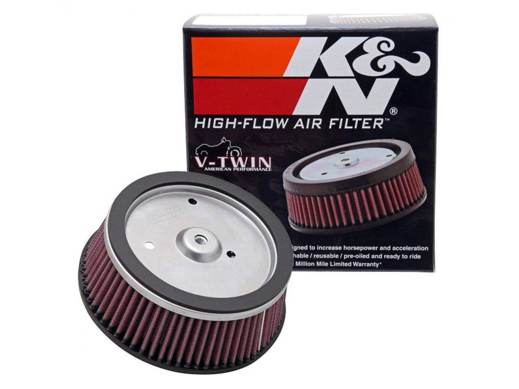 "Filtr  K&N  Sportster High Performance 4"""