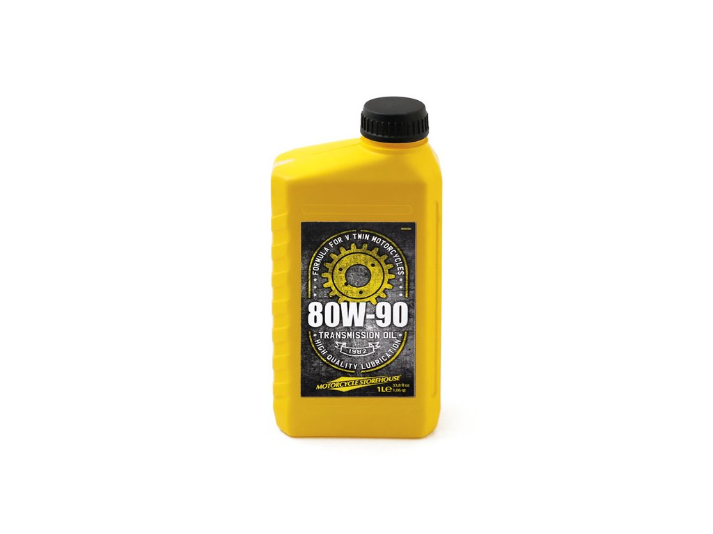 Motorkářský motorový minerální převodový olej pro Harley Davidson MCS 80W-90 Transmission Mineral Oil