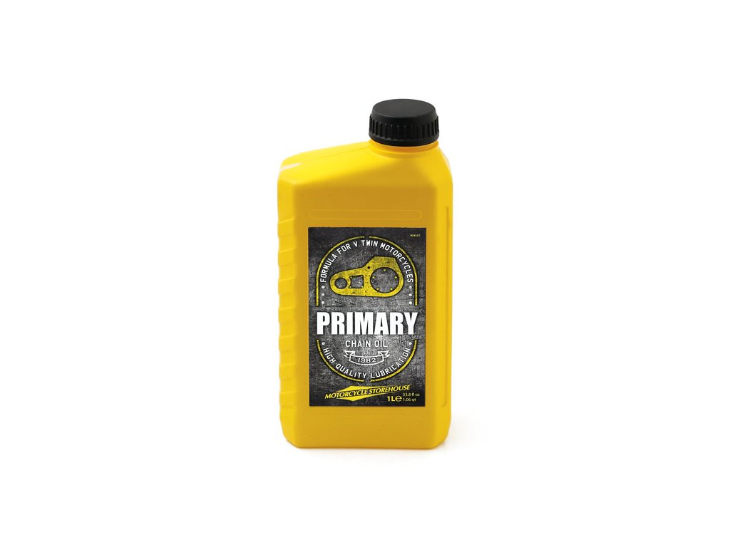 Motorkářský motorový primární olej pro Harley Davidson MCS Primary Chaincase Oil