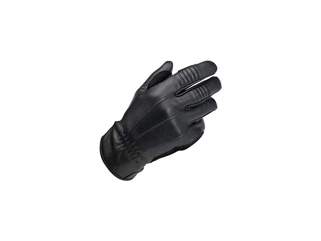 Biltwell Work rukavice Black