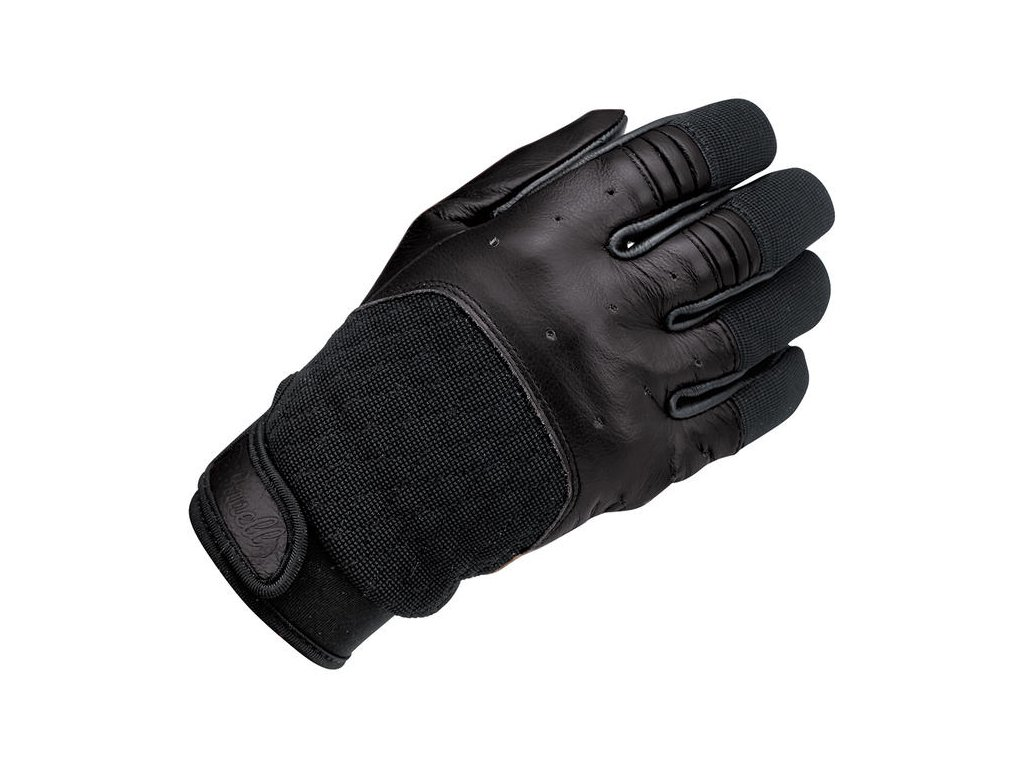 Rukavice Bantam Gloves Black Biltwell
