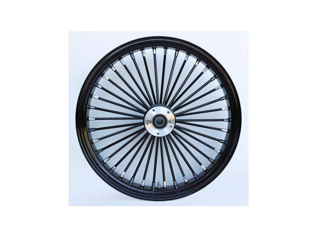 King Spoke Wheels 21X3.5 with CHROME NIPPLES