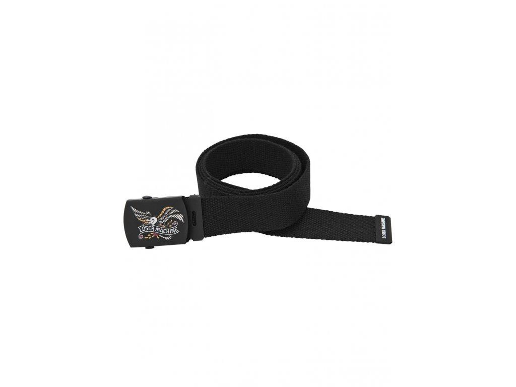 loser machine guertel glorybound belt black opasek pásek www.twryder.cz