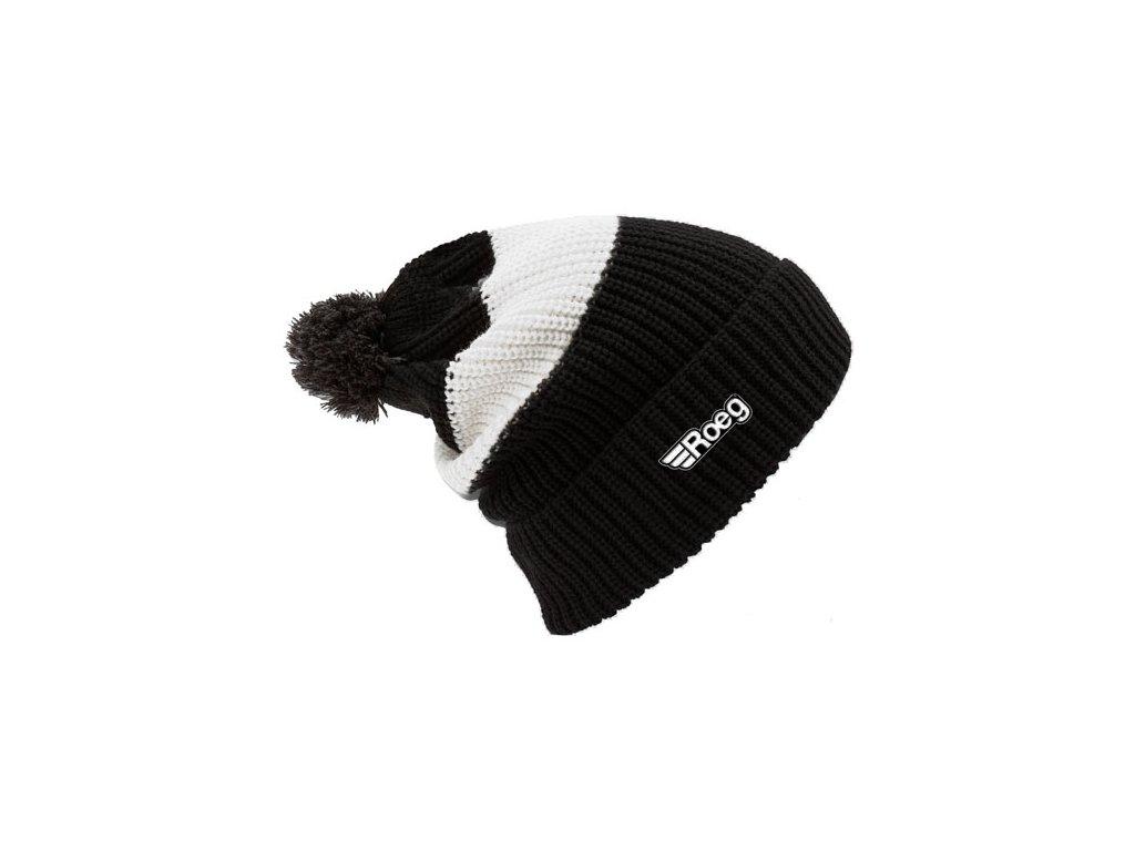 Roeg Averell kulich, 100% bavlna, barva černá/bílá. TW Ryder