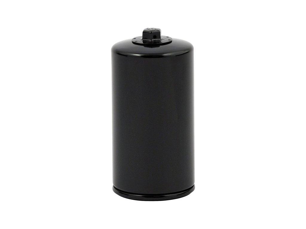 Černý olejový filtr, magnetický. Jednoduchá montáž/demontáž za použití 17 mm klíče.Nahrazuje HD OEM 63813-90 a 63812-90  Určený pro:  HARLEY DAVIDSON FXD Dyna 1991 - 1998