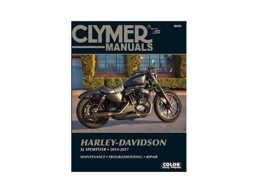 Servisní manuál v anglickém jazyce pro motocykly Harley-Davidson obsahuje vše od seznamu chybových kódů až po kompletní schémata zapojení. Od základní udržby po řešení problémů a dokončení generální opravy vašeho motocyklu. Jasně a srozumitelně vysvětleno a popsáno. Clymer manuál pro Sportster modely, to je 592 stránek se stovkami fotografií, kreseb a grafů.  TW Ryder
