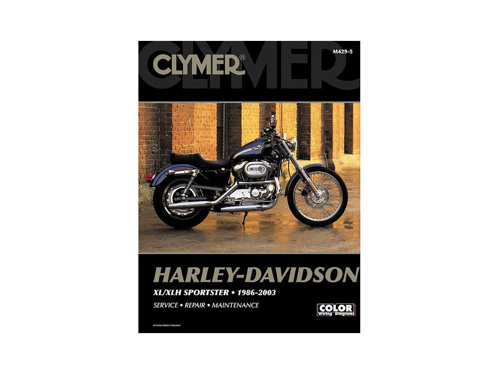 Servisní manuál v anglickém jazyce pro motocykly Harley-Davidson obsahuje vše od seznamu chybových kódů až po kompletní schémata zapojení. Od základní udržby po řešení problémů a dokončení generální opravy vašeho motocyklu. Jasně a srozumitelně vysvětleno a popsáno. Clymer manuál pro Sportster XL a XLH modely, to je 640 stránek se stovkami fotografií, kreseb a grafů. TW Ryder