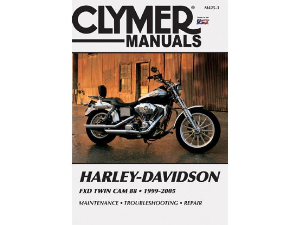 Servisní manuál v anglickém jazyce pro motocykly Harley-Davidson obsahuje vše od seznamu chybových kódů až po kompletní schémata zapojení. Od základní udržby po řešení problémů a dokončení generální opravy vašeho motocyklu. Jasně a srozumitelně vysvětleno a popsáno. Clymer manuál pro FXD DYNA Twin Cam 88 modely, to je 608 stránek se stovkami fotografií, kreseb a grafů. TW Ryder