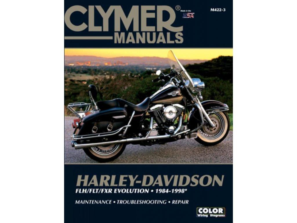 Servisní manuál v anglickém jazyce pro motocykly Harley-Davidson obsahuje kompletní schémata zapojení. Od základní údržby po řešení problémů a dokončení generální opravy vašeho motocyklu. Jasně a srozumitelně vysvětleno a popsáno. Clymer manuál pro Dyna modely, to je 544 stránek se stovkami fotografií, kreseb a grafů. TW Ryder