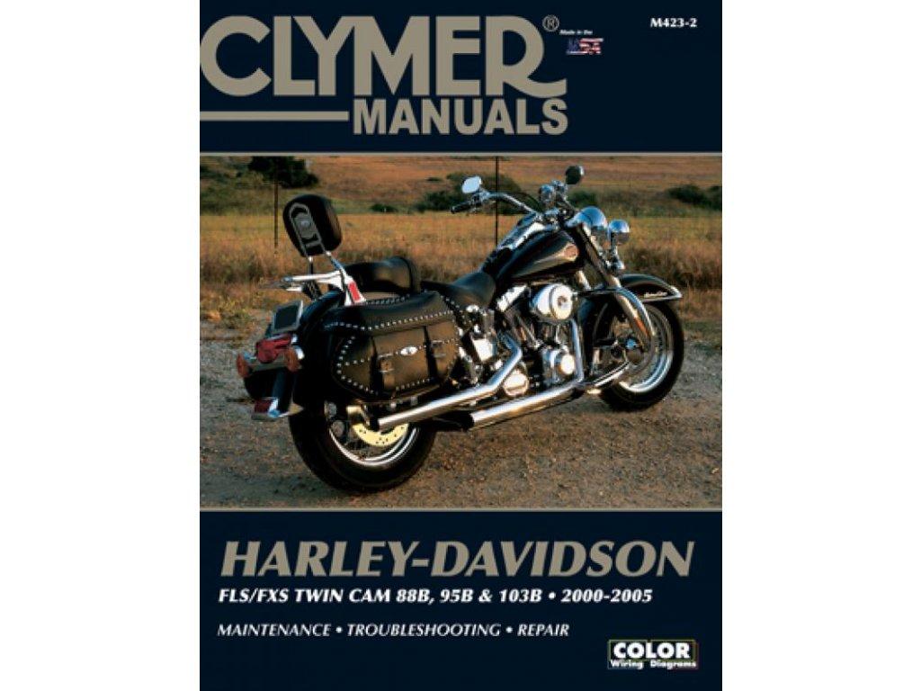 Servisní manuál v anglickém jazyce pro motocykly Harley-Davidson obsahuje vše od seznamu chybových kódů až po kompletní schémata zapojení. Od základní údržby po řešení problémů a dokončení generální opravy vašeho motocyklu. Jasně a srozumitelně vysvětleno a popsáno. Clymer manuál pro FLS/FXS Twin Cam 88B, 95B & 103B 2000-2005 Softailmodely, to je 640 stránek se stovkami fotografií, kreseb a grafů. TW Ryder