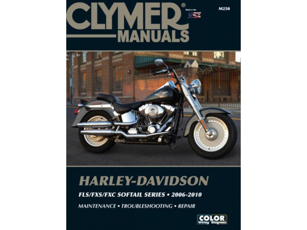 Servisní manuál v anglickém jazyce pro motocykly Harley-Davidson obsahuje vše od seznamu chybových kódů až po kompletní schémata zapojení. Od základní údržby po řešení problémů a dokončení generální opravy vašeho motocyklu. Jasně a srozumitelně vysvětleno a popsáno. Clymer manuál pro FLS/FXS/FXC 2000-2005 Softailmodely, to je 680 stránek se stovkami fotografií, kreseb a grafů.  TW Ryder