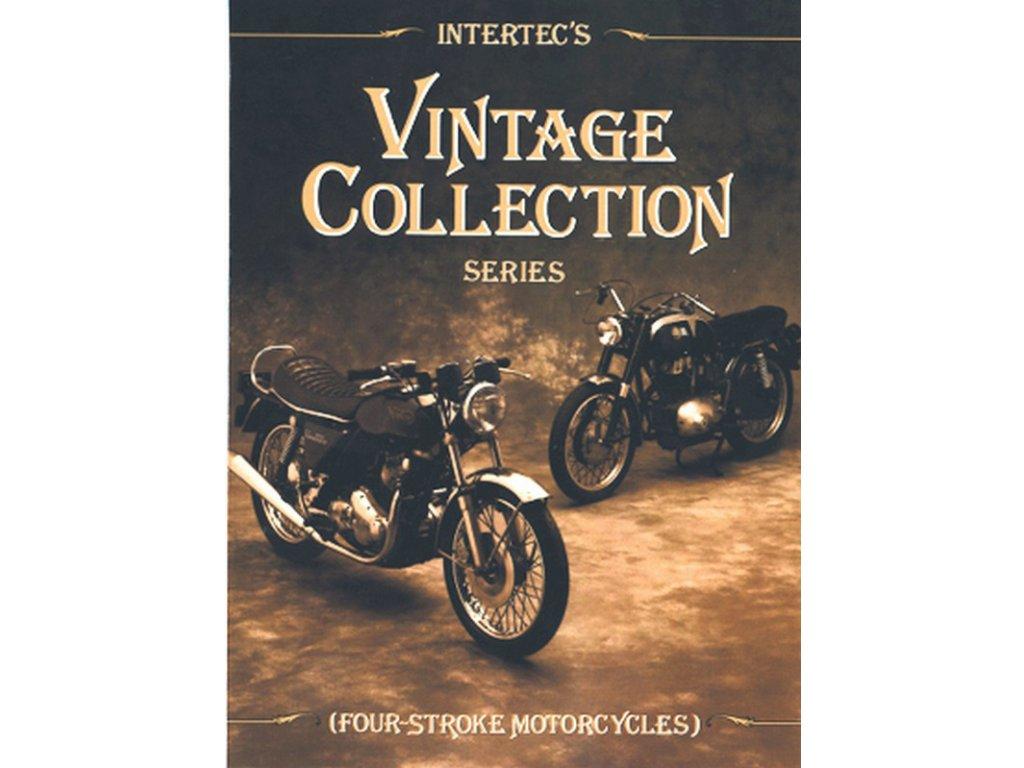 Servisní manuál v anglickém jazyce pro čtyřtaktní (VCS-4) motocykly ze začátku 60 tých do poloviny 70 tých let. TW Ryder