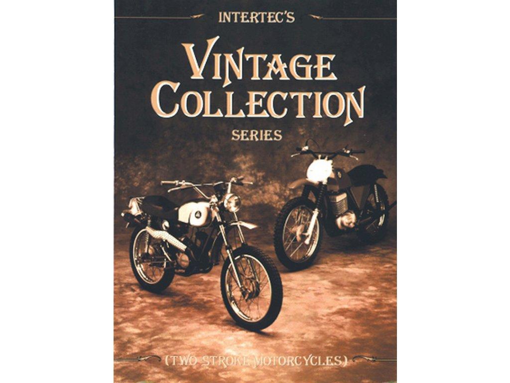 Servisní manuál v anglickém jazyce pro dvoutaktní (VCS-2) motocykly ze začátku 60 tých do poloviny 70 tých let. TW Ryder