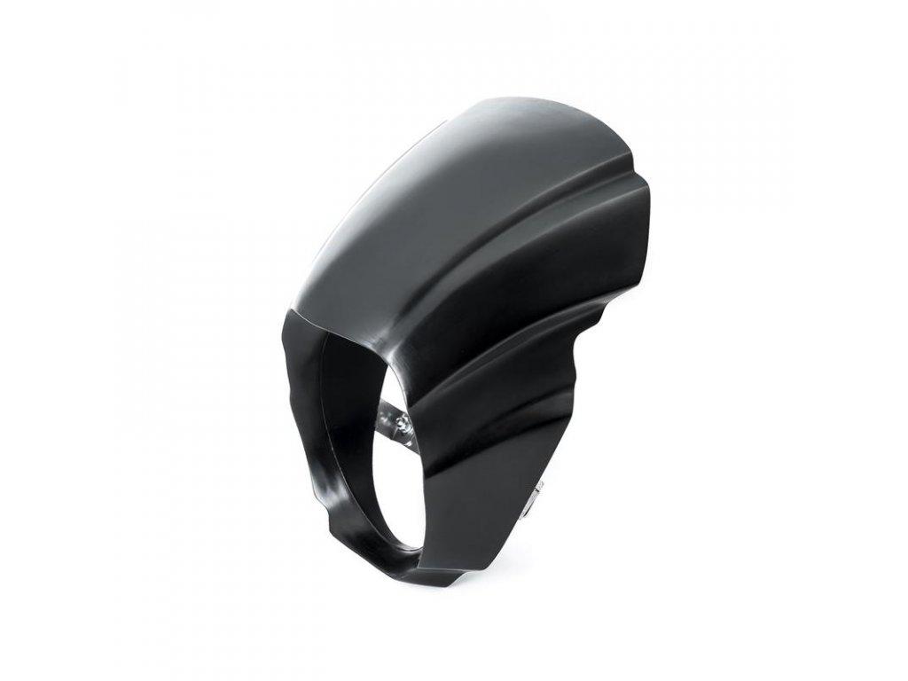 Přední maska Agressor od firmy Killer Custom. Vyrobeno z ručně ložených sklelných vláken. TW Ryder