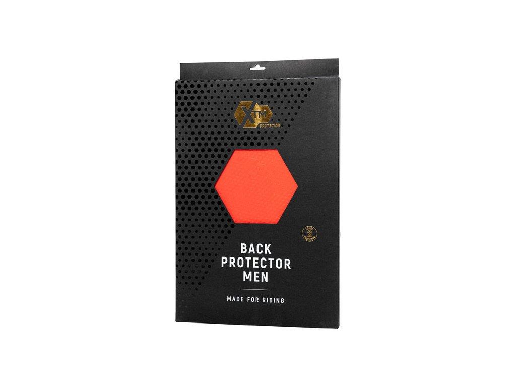 John Doe Protector Mens Back P-SCL-XL19
