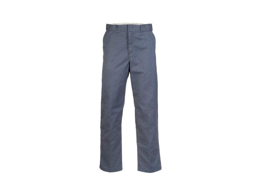Motorkářské kalhoty (džíny) s vyšším pasem Dickies 874 WORK PANT AIR FORCE BLUE v tmavě modré barvě