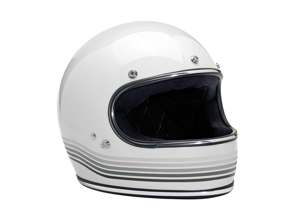 Gringo Helmet LE Spectrum Gloss White