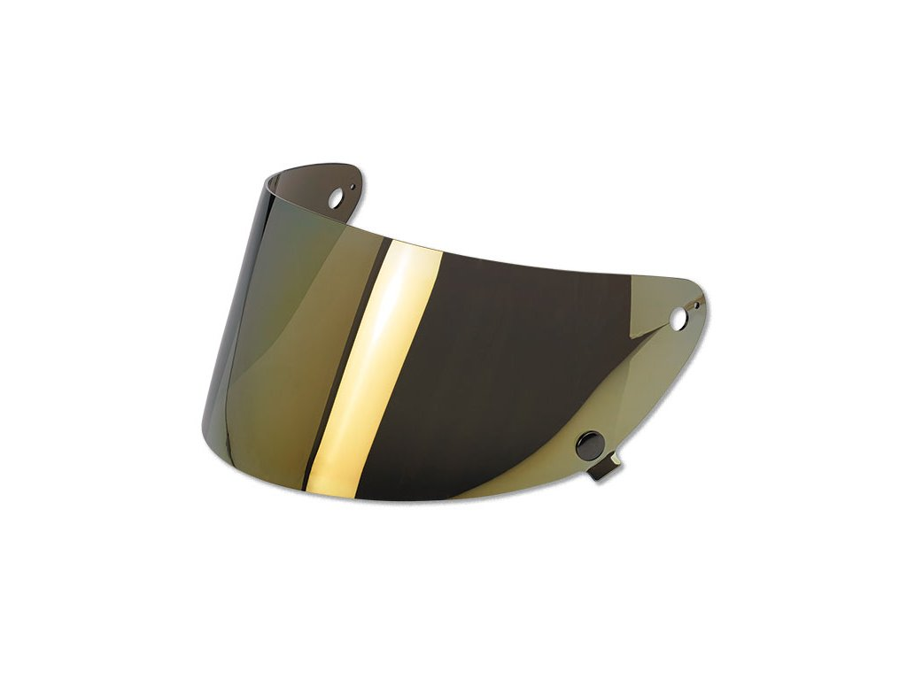 Gringo S Flat Shield / Gold Mirror ANTI-FOG GEN-2
