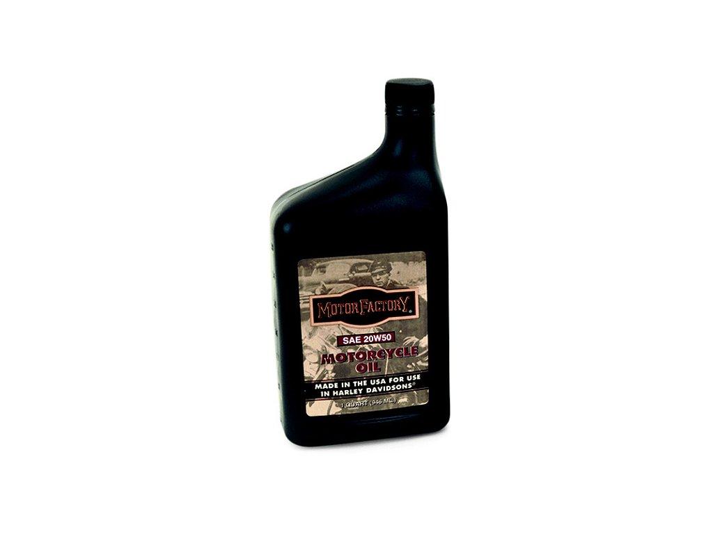 Motorový olej SAE 20W50 Motor Factory / 500373