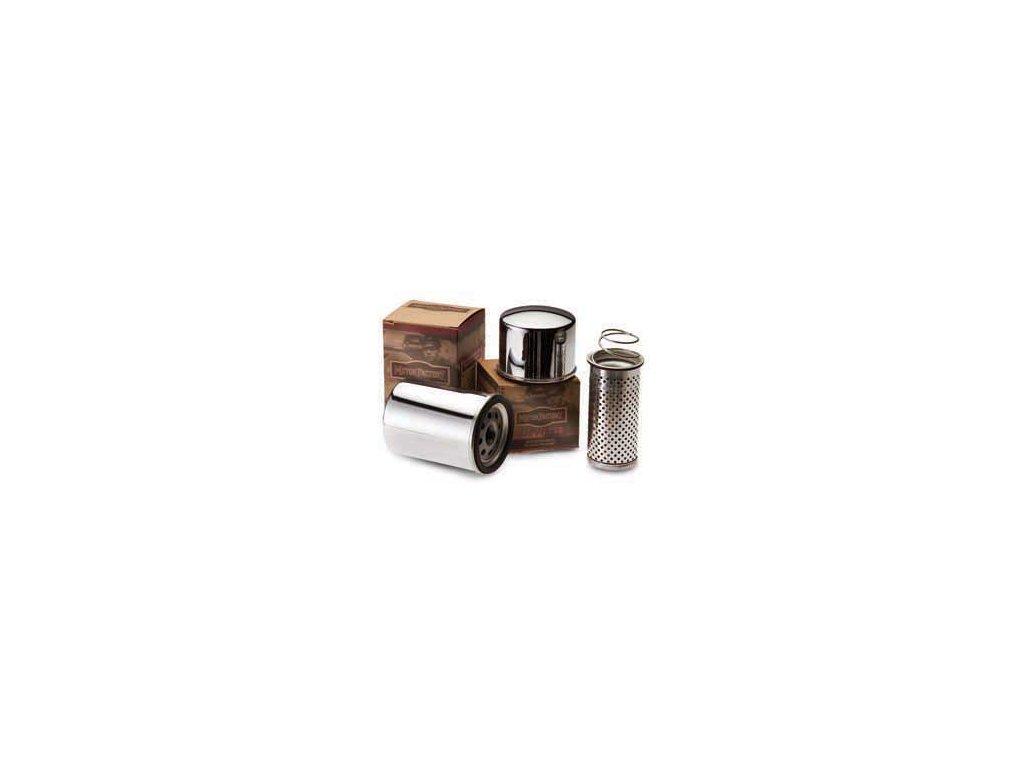 Olejový filtr Motor Factory BLACK XL short OEM 63810-80T / 25543