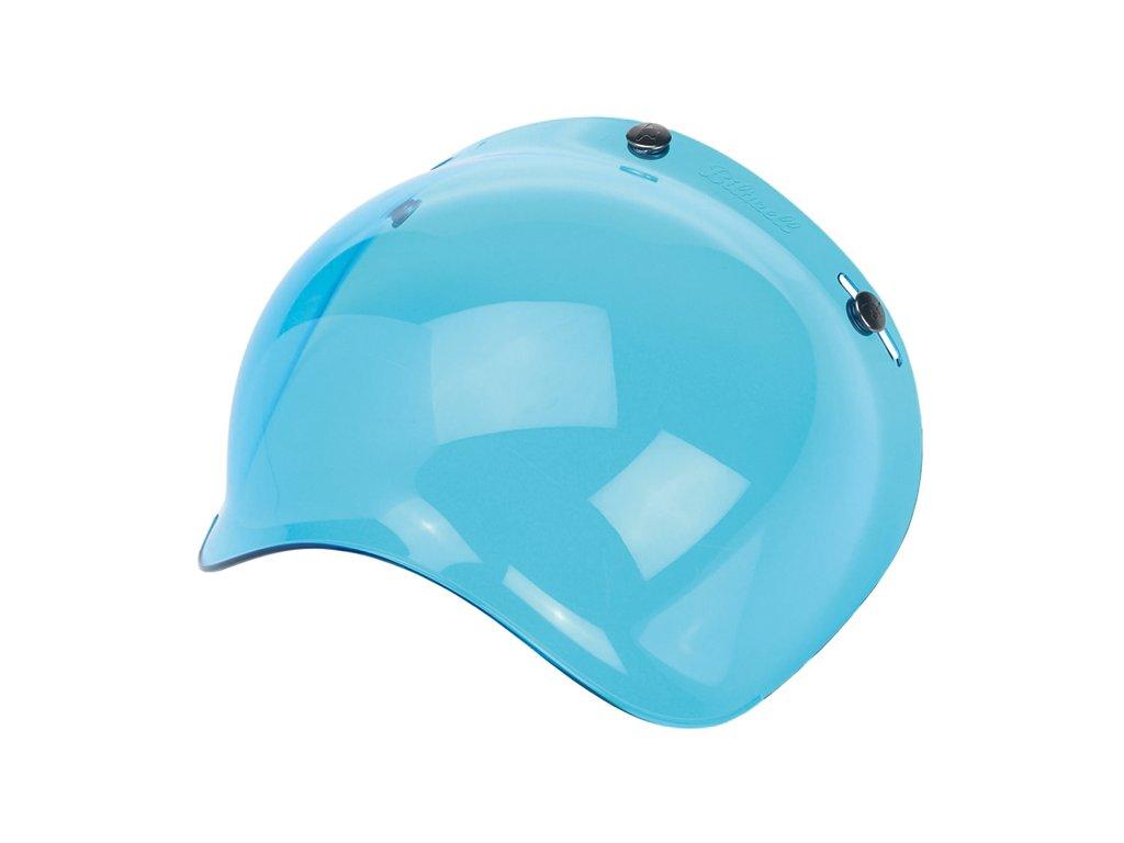 Bubble Plexi Biltwell Blue Solid