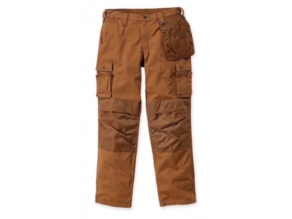 Emea Multipocket Ripstop kalhoty Brown / Carhartt