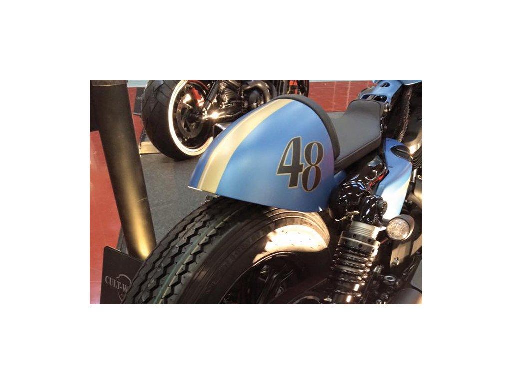 Zadní blatník Kit Cafe Racer Seat Paintable