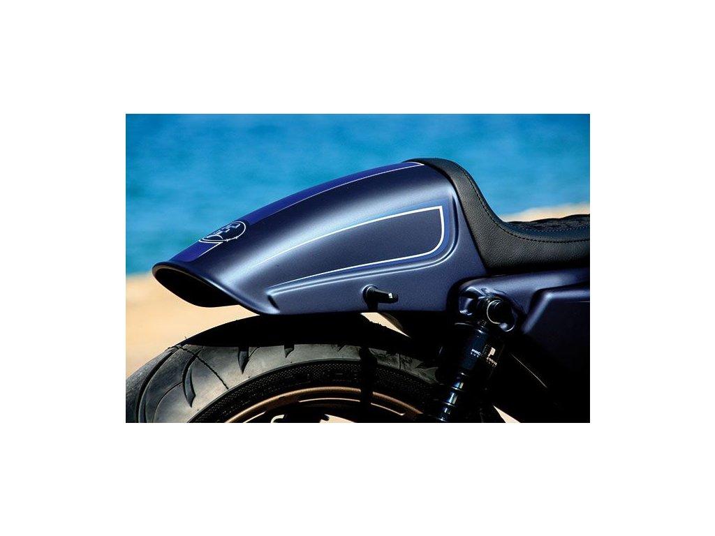 Zadní blatník Sportster Racing Steel