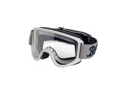 Biltwell Brýle Moto 2.0, Script Titanium/Black