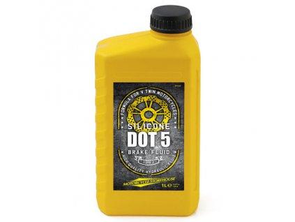 Brzdová kapalina DOT 5 / 1L