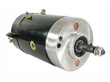 Startér 12V Generator Black