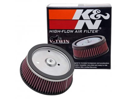 Filtr  K&N  Sportster High Performance 4""